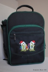Kang & Kodos Picnic Backpack
